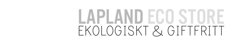 Lapland Eco Store - Ekologiskt & Giftfritt