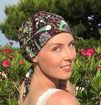 Matilda sjalett vid cancer
