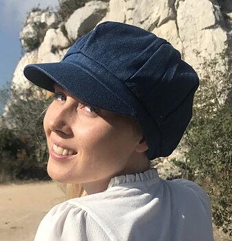 Zoe blå