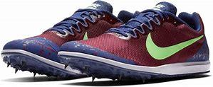Nike Zoom Rival D10 Bordauex
