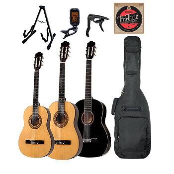 Into Music Klassiska Gitarrpaket