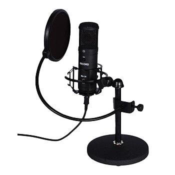 Record MU-59 SET Inspelningsmikrofon-paketlösning