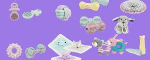 Trixie Junior  Leksaker till din valp