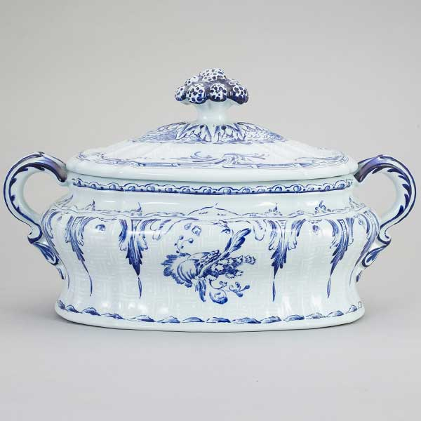 Buy Rörstrand Mid Century Pottery From Sweden