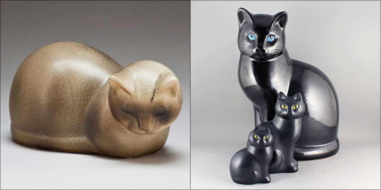 Lisa larsons cats from gustavsberg and k studion reviewsmspy