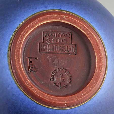 Buy Berndt Friberg pottery from Mother Sweden