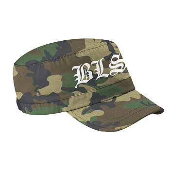 BLACK LABEL SOCIETY - ARMY CAP, LOGO (CAMO)
