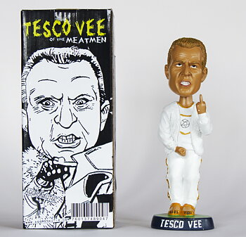 THROBBLE HEADS - TESCO VEE FROM MEATMEN
