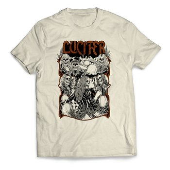 LUCIFER - T-SHIRT, UNDEAD