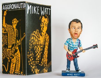 THROBBLE HEADS - MIKE WATT FROM MINUTEMEN, FIREHOSE, THE STOOGES