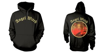 ANGEL WITCH - HOODIE, ANGEL WITCH