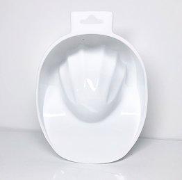 Manikyrskål vit