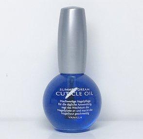 sd16-k Kula med nagelbandsolja Vanilj 16 ml
