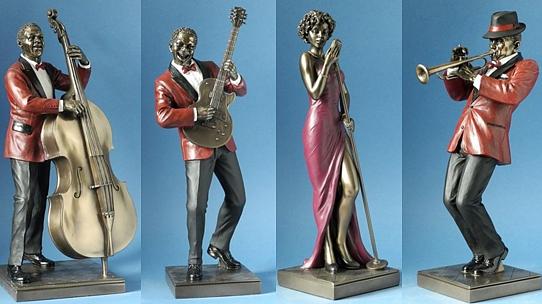 Jazz- & rockfigurer! fr. 99:- null