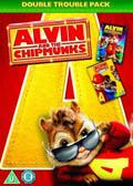 Alvin Och Gänget 1 & 2 (2-disc)
