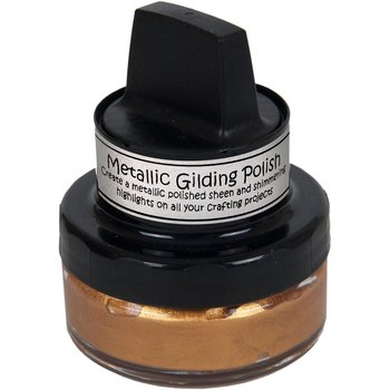 CREATIVE EXPRESSION Cosmic Shimmer Metallic Gilding Polish Gold Treasure