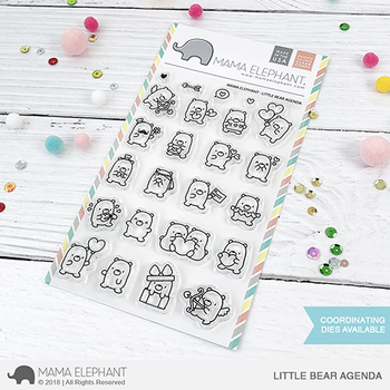MAMA ELEPHANT -LITTLE BEAR AGENDA