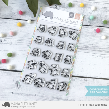 MAMA ELEPHANT -LITTLE CAT AGENDA