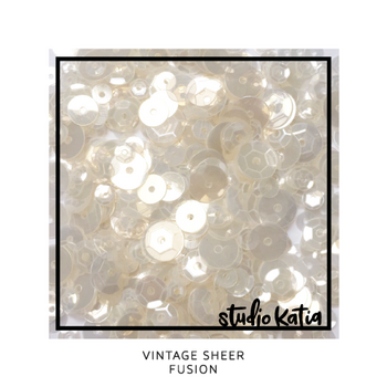 STUDIO KATIA-VINTAGE SHEER