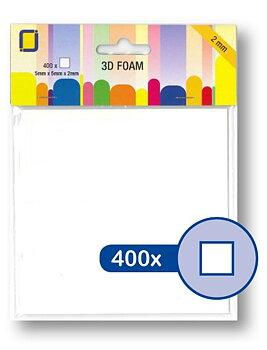 JEJE Produkt 3D Foam 5 mm x 5 mm x 2 mm