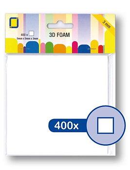 JEJE Produkt 3D Foam 5 mm x 5 mm x 3 mm