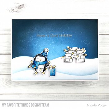 MY FAVORITE THINGS -Polar Penguins