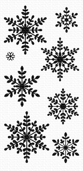 MY FAVORITE THINGS -Serene Snowflakes