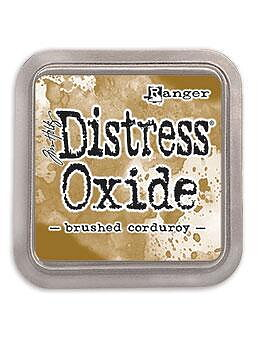 DISTRESS OXIDE-  TIM HOLTZ INK PAD Brushed Corduroy