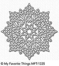 MY FAVORITE THINGS-Captivating Mandala Die-namics