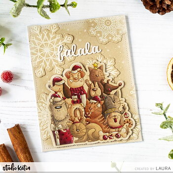 STUDIO KATIA-HAPPY PAWLIDAYS DIES