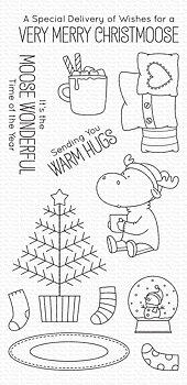 MY FAVORITE THINGS -BB Merry Christmoose