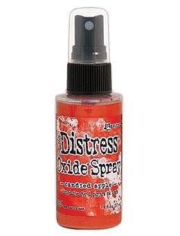 RANGER -Tim Holtz Distress Oxide  Ink Spray  -Candied Apple