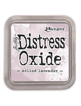 DISTRESS OXIDE-  TIM HOLTZ INK PAD-Milled Lavender