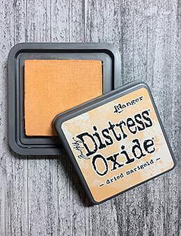DISTRESS OXIDE-  TIM HOLTZ INK PAD-Dried Marigold