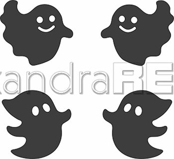 ALEXANDRA RENKE  Dies-  Little Ghosts