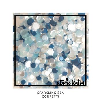 STUDIO KATIA-SPARKLING SEA CONFETTI