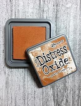 DISTRESS OXIDE-  TIM HOLTZ INK PAD-Rusty Hinge