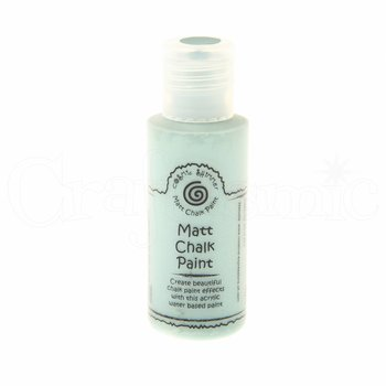 Cosmic Shimmer Matt Chalk Paint-Shallow Sea