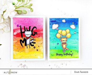 ALTENEW -Hug Me Stamp & Die Bundle