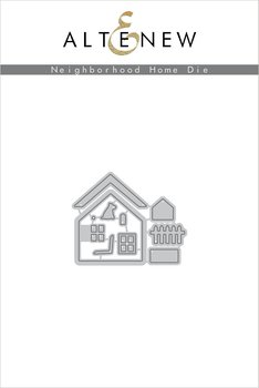 ALTENEW -Neighborhood Home Die Set