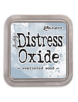 Tim Holtz Distress  Oxide  Ink Pad  -Weathered Wood