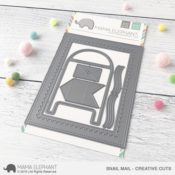 MAMA ELEPHANT-SNAIL MAIL - CREATIVE CUTS