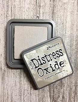 Tim Holtz Distress  Oxide  Ink Pad  -Pumice Stone