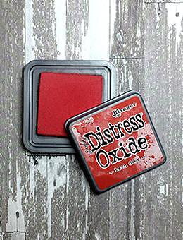 Tim Holtz Distress  Oxide  Ink Pad -Barn Door