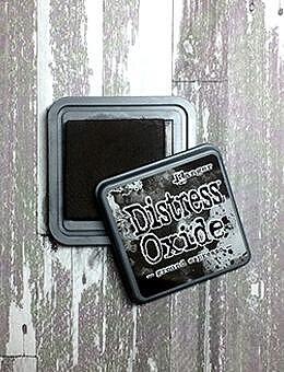 Tim Holtz Distress  Oxide  Ink Pad -Ground Espresso