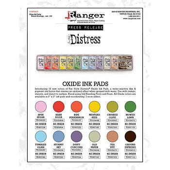 Tim Holtz Distress  Oxide  Ink Pad -Spun Sugar
