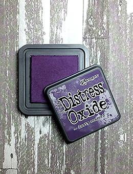 Tim Holtz Distress  Oxide  Ink Pad -Dusty Concord