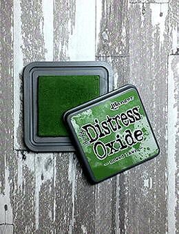 Tim Holtz Distress  Oxide  Ink Pad -Mowed Lawn