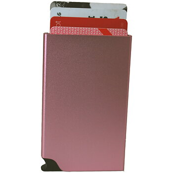 Korthållare Safecard Rosa