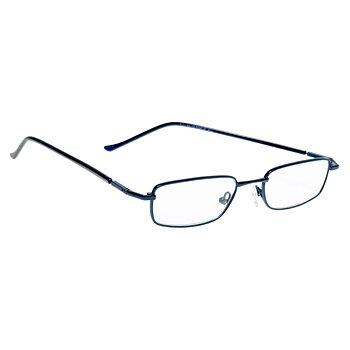 Läsglasögon Edsbyn Blå Metall